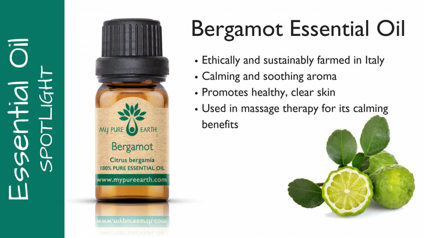 Bergamot Essential Oil Spotlight