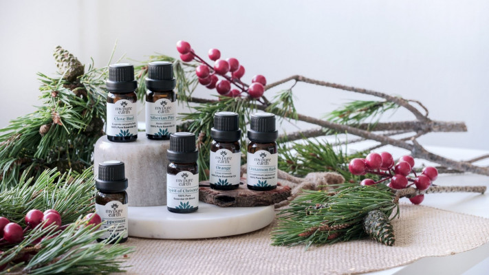 Christmas Essential Oils